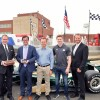 ALLISON AND INDIANAPOLIS CELEBRATE SHARED HERITAGE.