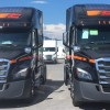 FREIGHTLINER LOOKS UP FOR POWER SOLUTION