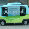 HOW SWEDE IT IS-SELF DRIVE MINI BUSSES HIT THE ROADS OF STOCKHOLM