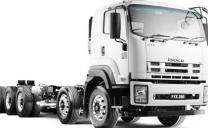 Isuzu updates FX and FY heavy truck range