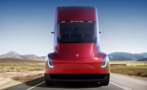 TESLA SEMI HITS THE ROAD