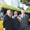 OPTARE DELIVERS FIRST BUSES FOR BIG WELLINGTON NZ ORDER