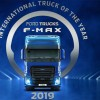 FORD F-MAX SPRINGS A SURPRISE BY WINNING INTERNATIONAL TRUCK OF THE YEAR