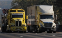 US TRUCK ORDERS PLUNGE AS TARIFF UNCERTAINTY HITS