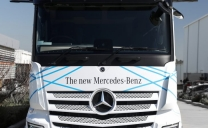 MERCEDES BENZ LOOKS TO THE FUTURE AS MIRROR CAMS HIT THE ROAD DOWN UNDER