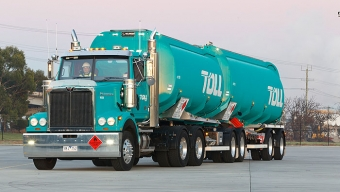 TOLL SECURES MAJOR FUEL TENDER