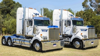 WESTERN STAR TEAMS UP WITH FPR