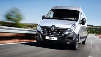 RENAULT LAUNCHES NEW MASTER RANGE