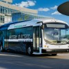 US BUS MAKER SAYS ELECTRIC IS THE ANSWER FOR URBAN AREAS