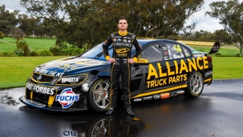 SLADE JOINS ALLIANCE FOR TOWNSVILLE V8 ROUND - Truck & Bus News
