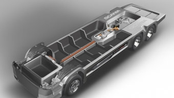 SCANIA INVESTIGATES LIGHTER CHASSIS MATERIALS - Truck & Bus News