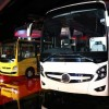 DAIMLER TO EXPORT COMPLETE MERCEDES BUSES FROM INDIA
