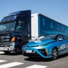 HINO TAKES HYDROGEN REFUELLING TO THE HIGHWAY