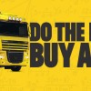 BACK TO SCHOOL FOR NEW DAF CAMPAIGN
