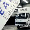 SEA ELECTRIC TRUCKS PLUG INTO THE LOCAL MARKET