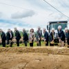 HINO BREAKS GROUND ON NEW US HQ
