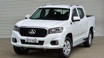 LDV AIMS FOR ABN HOLDERS WITH NEW UTE
