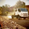 HINO'S ANTICIPATED 300 SERIES OFFROADER LANDS