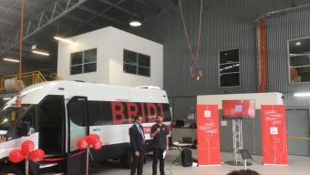BRIDJ TRANSPLANTED DOWN UNDER AND READY FOR BUSINESS