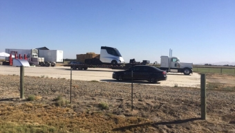 SHOCK! TESLA TRUCK DELAYED
