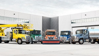 HINO GOES BIG IN THE USA