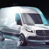 BENZ PREVIEWS NEXT GENERATION SPRINTER