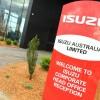 ISUZU MOVES INTO FLASH NEW DIGS