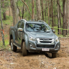 ISUZU UPGRADES D-MAX AND M-UX