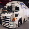 HINO GOES HYBRIDS AND AI IN THE FACE OF ELECTRICS