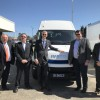 IVECO SAYS BUON GIORNO TO NEW ITALIAN AMBASSADOR