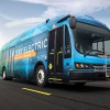 DAIMLER MAKES BIG INVESTMENT IN ELECTRIC BUS MAKER PROTERRA
