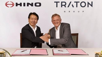 TRATON AND HINO ADVANCE COOPERATIVE JOINT VENTURE