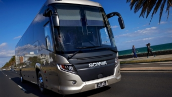 FINE CHINA – SCANIA LAUNCHES NEW TOURING COACH