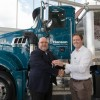 HANSON CELEBRATES A MILLENIUM WITH MACK
