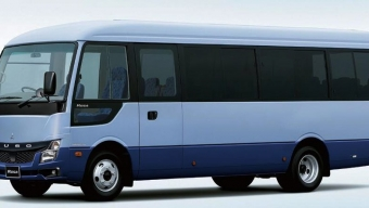 FUSO GIVES ROSA A NEW LOOK
