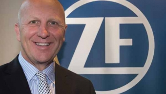ZF ANNOUNCES IAM APPOINTMENT