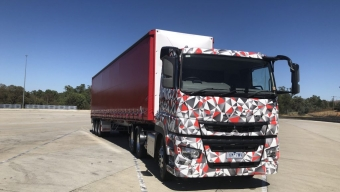 FUSO  GETS SET FOR A BRAND NEW HEAVY
