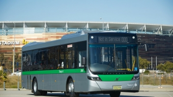VOLVO WINS BIG 900 BUS ORDER WITH WA GOVERNMENT