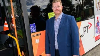 SCANIA ANNOUNCES TWO NEW KEY BUS SALES APPOINTEES