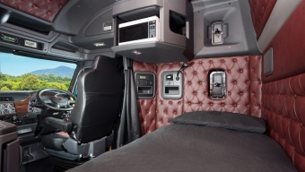 THATS NOT A SLEEPER CAB- THIS IS A SLEEPER CAB!