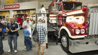 PACCAR PACKS SOME PUNCH WITH ITS 'WORLD' FAIR AT BRISBANE SHOW