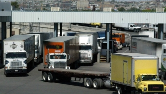US TRUCKING'S FEAR OF TRUMPS MEXICAN TARIFF THREATS