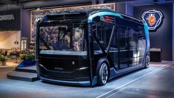 SCANIA UNVEILS VISION FOR MODULAR AUTONOMOUS TRANSPORT