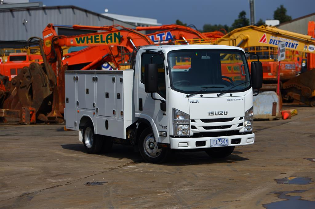 isuzu adds to its ready to work range with new servicepack - truck