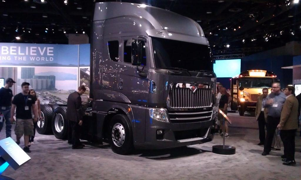 Top Truck Makers Flock To North American Commercial Vehicle Show