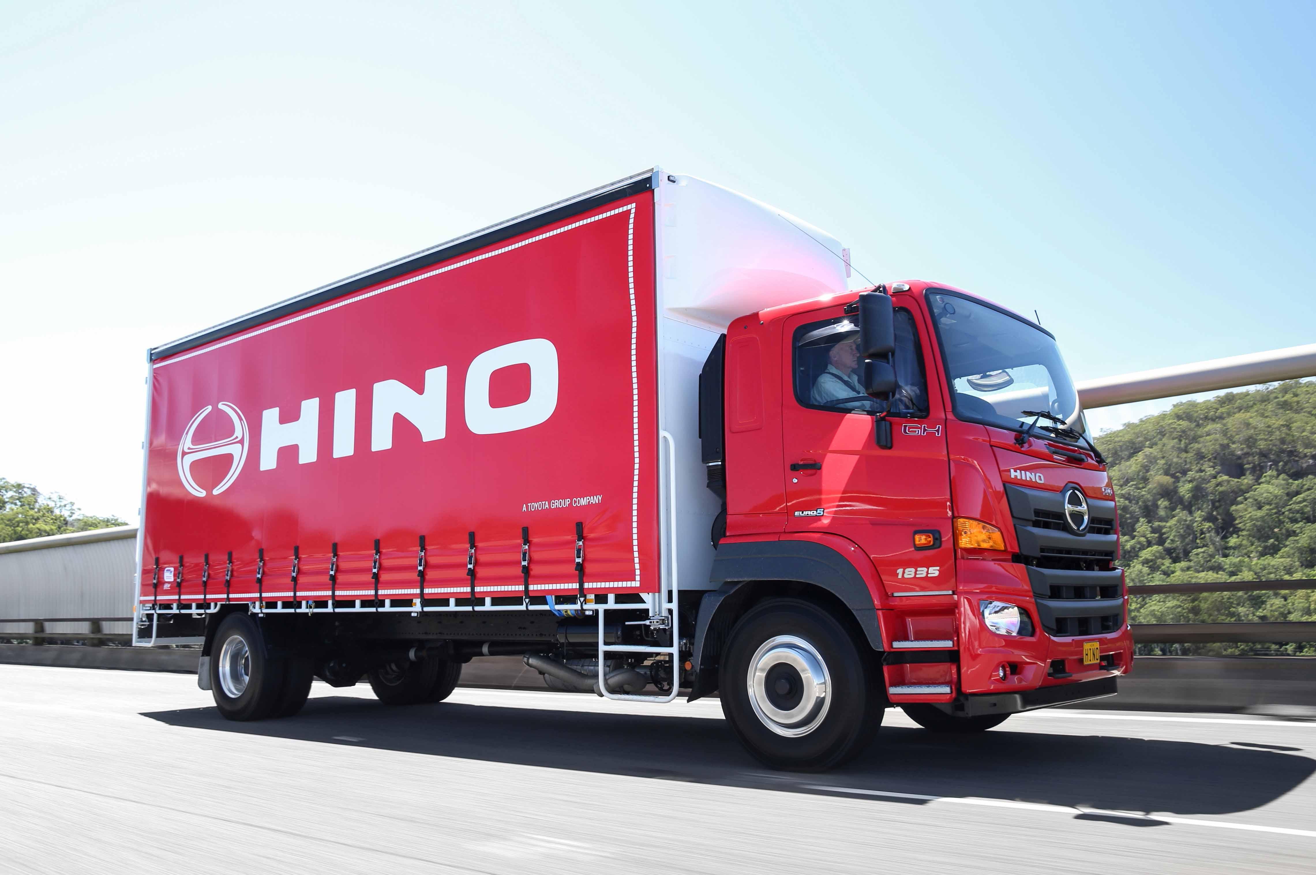 NEW HINO 500 - A VERY ...