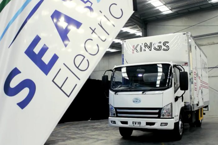 SEA ELECTRIC TRUCKS PLUG INTO THE LOCAL MARKET - Truck & Bus