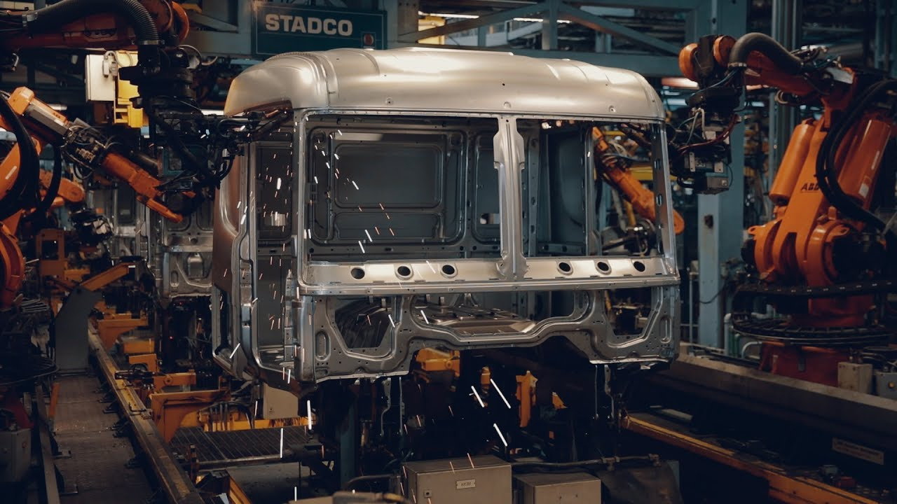 THE LAST SCANIA PGR PRODUCED IN EUROPE - Truck & Bus News
