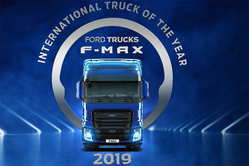 Ford F Max Springs A Surprise By Winning International Truck Of The Year