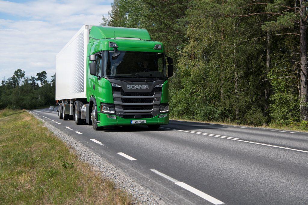 SCANIA DELIVERS BIG LNG ORDER TO MAJOR EUROPEAN FLEET ...